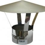 Kineshatt, topphuv till skorsten för 120 mm